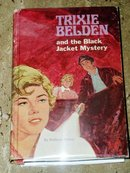 Trixie Belden, The Black Jacket Mystery  Book