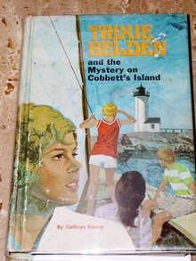 Trixie Belden, The Mystery on Cobbett's Island  Book