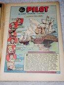 Classics Illustrated Comic,  The Pilot, #70