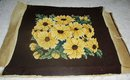 Sunflower Needlepoint