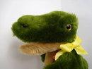Steiff Crocodile Puppet