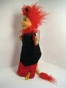 Steiff Devil Puppet