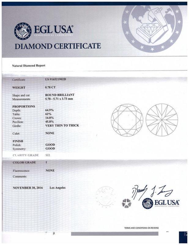 Diamond Riviera Necklace 16.20ct Graduated Tennis 14K Brand New Certified 17inch
