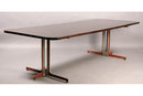 MODERN JEAN PROUVE STYLE INDUSTRIAL CONFERENCE TABLE