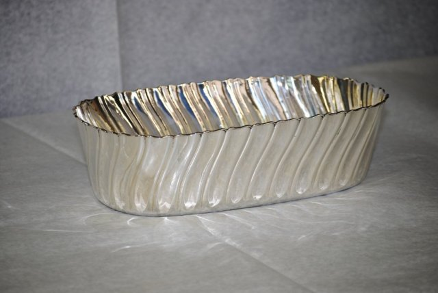 Bernini style fruit bowl Italian 1950