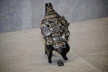 Antique Italian silver Amulet 1800