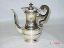 Antique tea pot London 1900