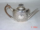 Antique tea pot George III London 1801