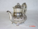Antique coffee pot George III  London 1806