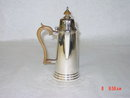 Antique coffee pot Sheffield 1939