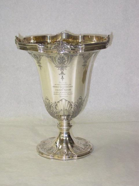 Black Starr & Frost vase America 1916