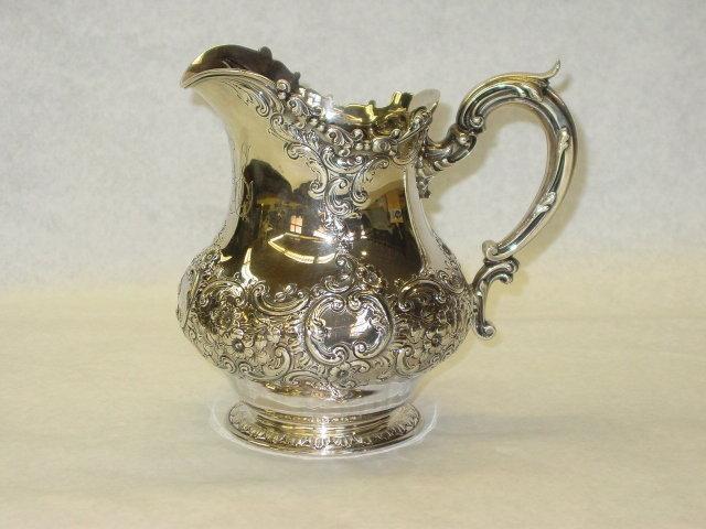 Black Starr & Frost jug America 1892