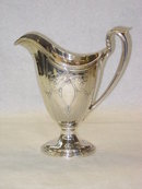 Gorham helm shaped jug America 1918