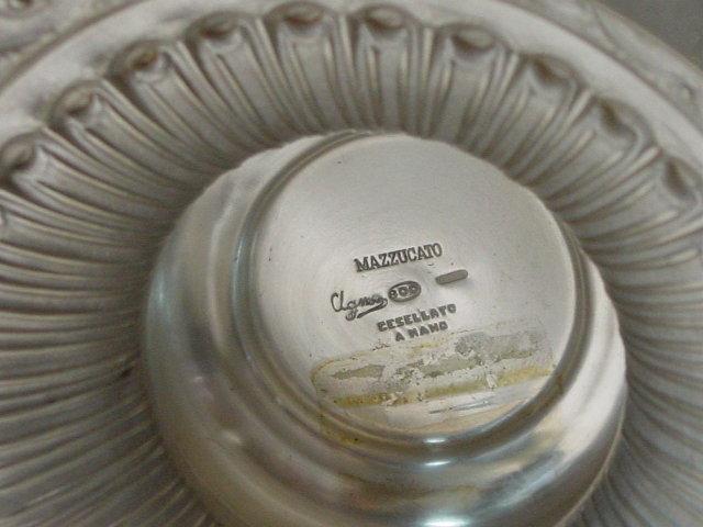 Rococò vase Italian 1957