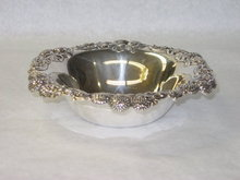 Antique  chrysanthemum bowl Tiffany & Co. 1898