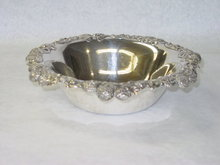 Antique  chrysanthemum bowl Tiffany & Co. 1898