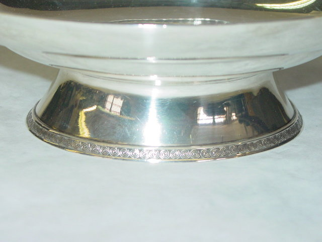 Antique small candies bowl Tiffany & Co. 1880