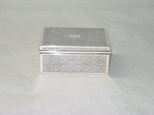 Antique jewelry box Tiffany & Co. 1937