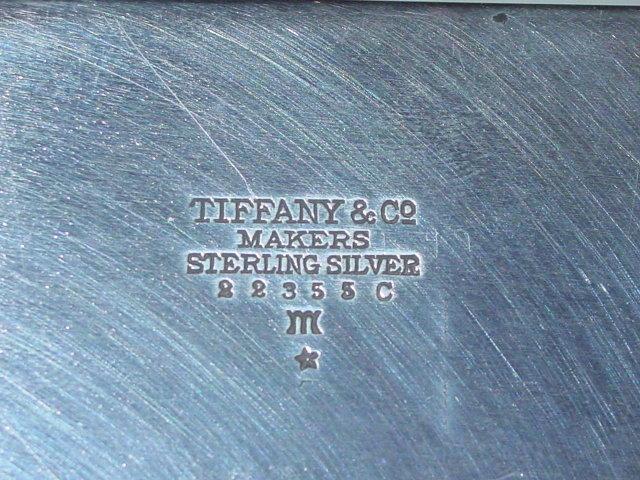 Antique jewelry box Tiffany & Co. 1937