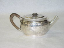 Antque small tea pot Tiffany & Co. America 1870