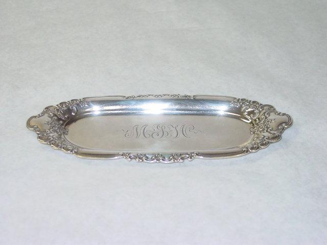 Antique fountain pen tray Tiffany & Co. America 1897