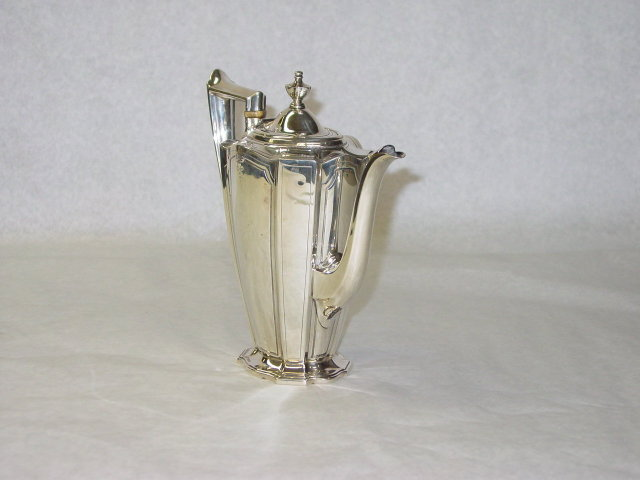 Antique coffee pot Gorham & Co. America 1900
