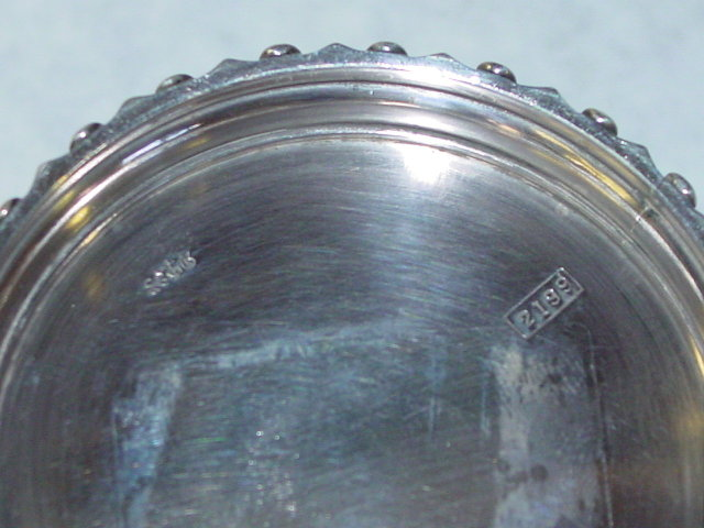 Antique cup Gorham & Co America 1891