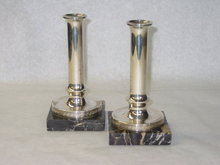 Antique pair candlestick Gorham & Co. America 1900