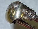 Antique French Vermeille Apetizer set 1850