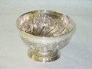 Antique bowl Sheffield 1897