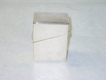 Antique playing cards holder box London 1901