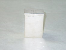 Antique playing cards holder box Chester 1904