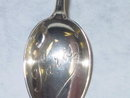 Antique souvenier spoon French 1890