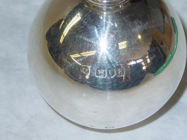 Antique memorial flame London 1900