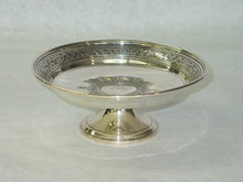 Antique small compote Tiffany & Co. America 1913