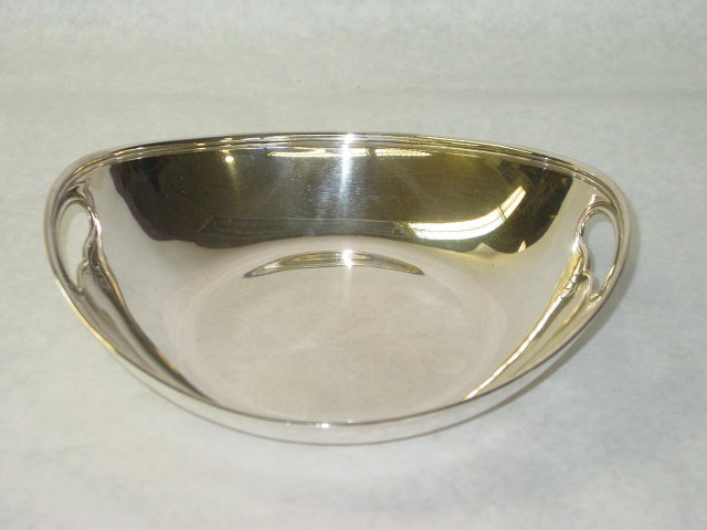 Antique candies bowl Tiffany & Co. America 1907