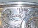 Antique Carling club cup Victorian Edimburgh 1860