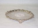 Antique salver George IV London 1826