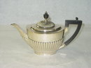 Antique tea pot Edward VII London 1909