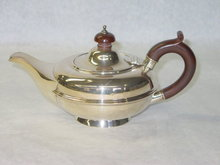 Antique tea pot George V Birmingham 1935