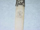 Antique ivory letter opener Gorham & Co. America 1900