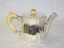 Antique tea pot London 1897