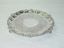 Antique salver George III London 1795