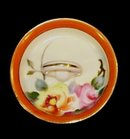 Noritake Ring Dish - Orange