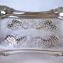 Tiffany & Co. Sterling Silver Asparagus Serving Dish