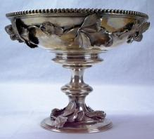 Tiffany & Co. Sterling Silver Compote