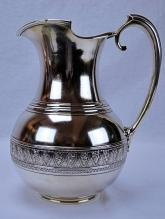 Gorham Aesthetic Sterling Silver Pitcher