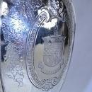 Victorian Sterling Silver Claret Jug