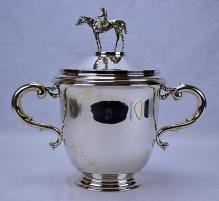 Bailey, Banks & Biddle Sterling Silver Charles II Loving Cup