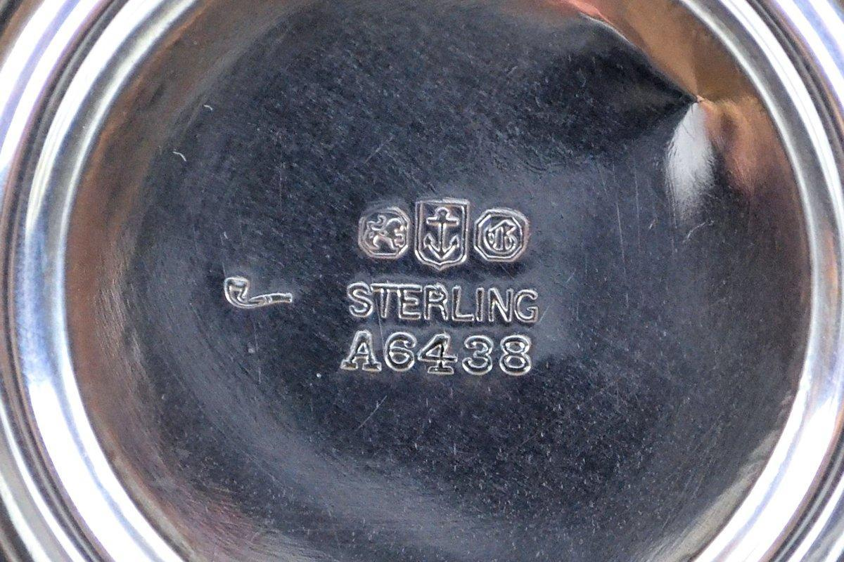 Gorham Chantilly Sterling Silver Candelabra (Pair)